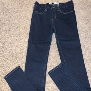 Abercrombie and Fitch Jeggings. Great condition!
